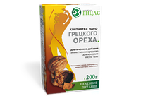 Клетчатка грецкого ореха - контроль массы тела, 200 гр