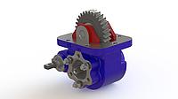 Коробка отбора мощности (КОМ) MXA / 5A, 5D, 5C, 5S, 5R, 6R для ISUZU
