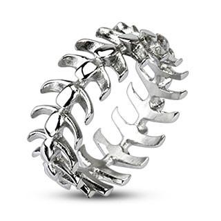 Мужские кольца и унисекс из стали