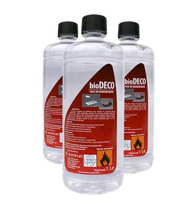 Топливо для биокаминов,1 литр, биоэтанол, фото 2