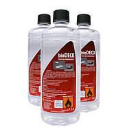 Топливо для биокаминов,1 литр, биоэтанол