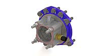 Коробка отбора мощности (КОМ) ZF G4 65, ZF G4 95C, ZF GU 90 для MERCEDES