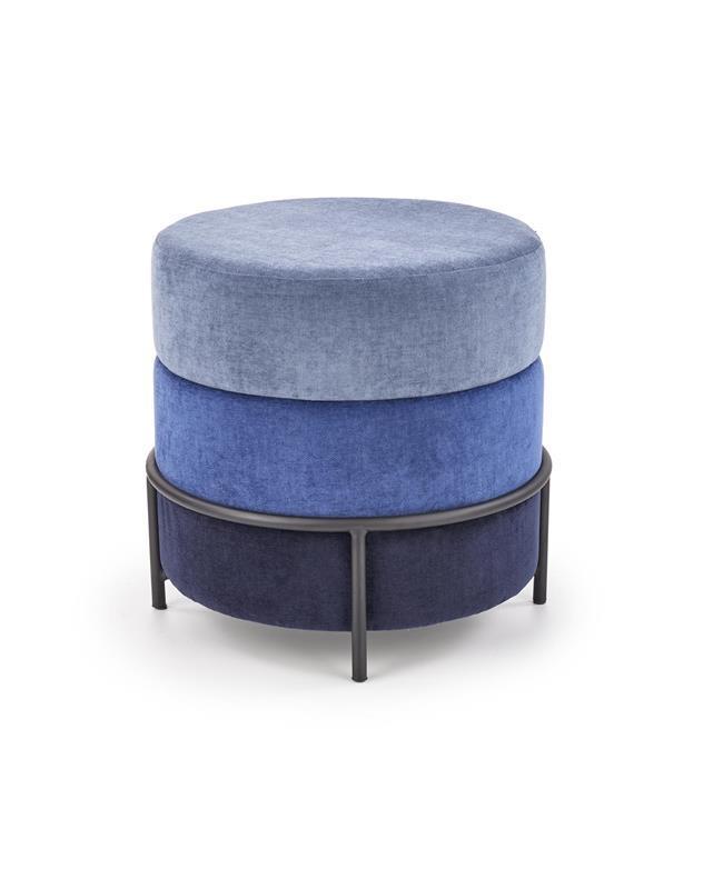 Пуф PICOLO синій (Halmar)