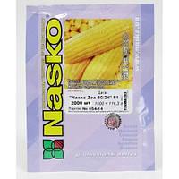 Семена кукурузы сахарной Nasko Zea 80/24 F1 2000 сем. Nasko