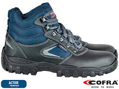 Взуття робоче непромокаємий Cofra BRC-SOHO BN