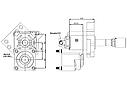 Коробка отбора мощности (КОМ) EATON FULLER RTSO 12316A, RTSO 17316A для MAN , фото 2