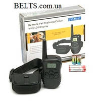 Система для тренировки/дрессировки собак Dog Training (тренировочный ошейник remote pet training collar with l, фото 1