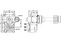 Коробка отбора мощности (КОМ) ZF 9 S 109 (12 92) для BMC - FORD - MAN - RENAULT, фото 2