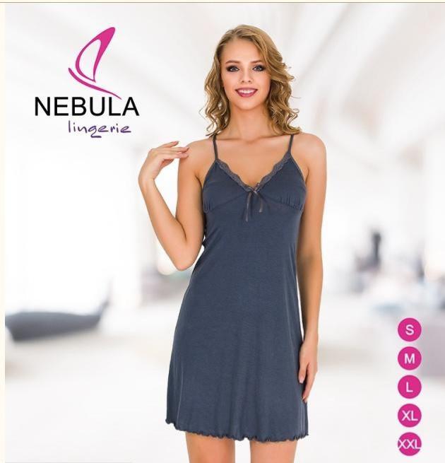 Ночная рубашка женская 10104 виcкоза Nebula