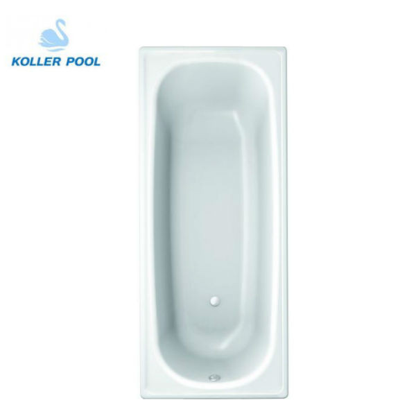 Стальная ванна Koller Pool 120х70E