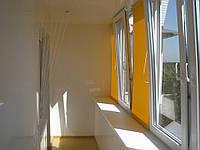 """Остекление балкона и лоджий """"под ключ"""""""