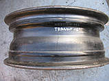 Стальной колесный диск R16 б/у на Ford Transit  год выпуска 2000-2006, фото 4