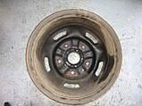 Стальной колесный диск R16 б/у на Ford Transit  год выпуска 2000-2006, фото 5