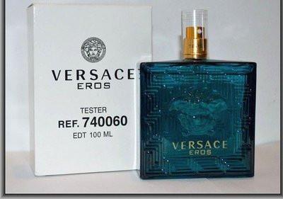 Тестер туалетная вода мужская  Versace Eros (Версаче Эрос) 100 мл