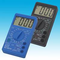 Мультиметр DT 700D, тестер мультиметр, измерительные приборы мультиметры, цифровой мультиметр dt