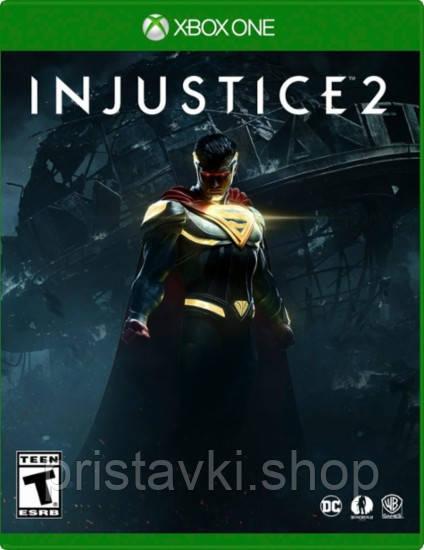 Injustice 2 XBOX ONE \ XBOX Seires X