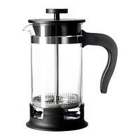 UPPHETTA Кофе-пресс/заварочный чайник, стекло, нержавеющ сталь