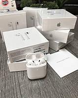 Наушники AirPods 2 IPhone 1:1 Серийник пробивается на сайте Apple