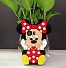 Резиновый 3D чехол для Samsung Galaxy Star 2 Duos G130E Minnie Mouse
