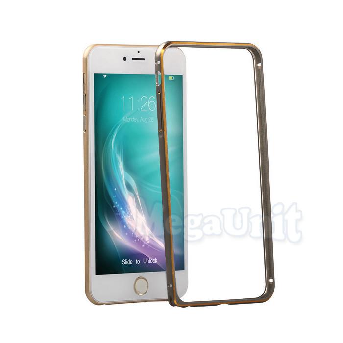 Алюминиевый чехол-бампер Fashion Case для Apple iphone 6/6S