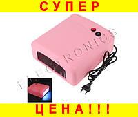 УФ Лампа для ногтей 36Вт таймер 120сек Новая Цена!!!