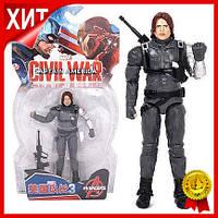 Игровая фигурка супергерой Marvel Зимний Солдат Мстители Winter Soldier Avengers игрушка для детей Cup