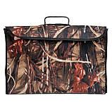 Мангал - валіза 3 мм на 7 шампурів зі столиками 550х300х150мм + Чохол + Набір шампурів + Стартер, фото 7