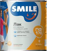 Лак «SMILE®» ПФ170