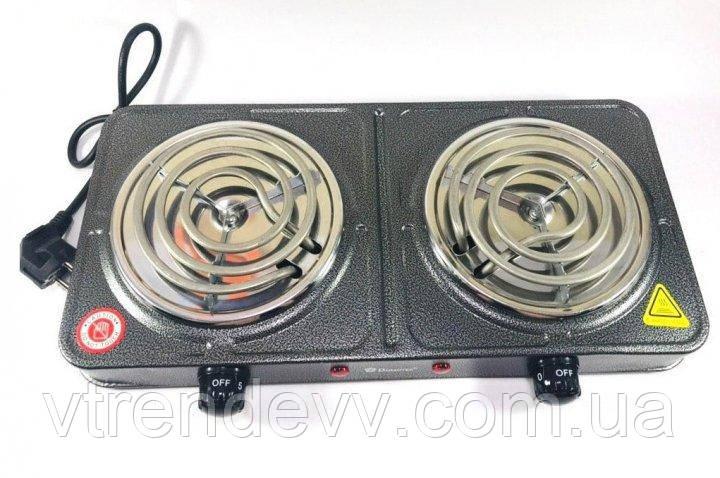 Електроплита Domotec MS-5802