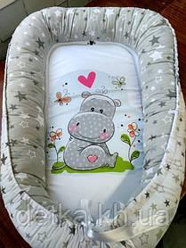 Кокон-позиционер для малыша