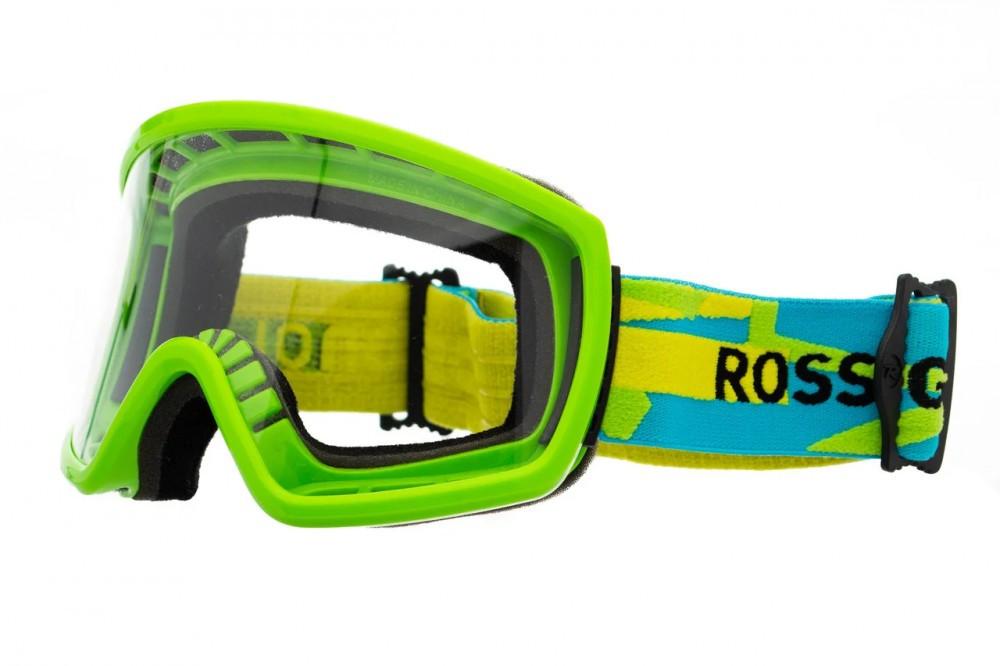 Маска гірськолижна Rossignol Radical+2Lens Green-Blue