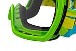 Маска гірськолижна Rossignol Radical+2Lens Green-Blue, фото 2
