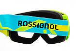 Маска гірськолижна Rossignol Radical+2Lens Green-Blue, фото 3
