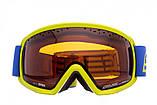 Маска гірськолижна Salice 609 Sonar Green, фото 4