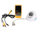 Тестер CCTV для IP камер видеонаблюдения (PAL/NTSN) BENETECH GM61, фото 3