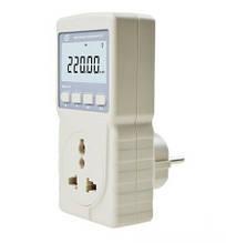 Вимірювач витрати електроенергії (ватметр) 1A BENETECH GM87