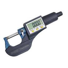 Цифровий мікрометр 0-25мм/0,001 мм PROTESTER 5202-25