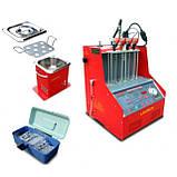Стенд для промивки форсунок LAUNCH CNC-602A, фото 3