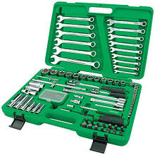 Набор ручного инструмента комбинированный 106ед. TOPTUL GCAI106B