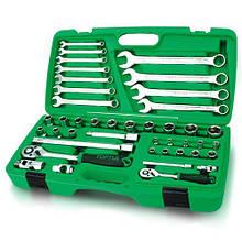"""Набір інструментів для авто 1/2"""", 1/4"""" TOPTUL GAAI4201"""
