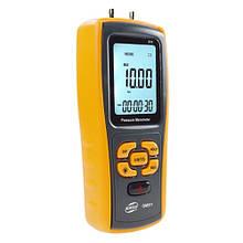 Дифференциальный микроманометр USB, ±10 кПа BENETECH GM511