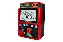 Цифровий мегаомметр (0-1000 ГΩ) BENETECH GM3125