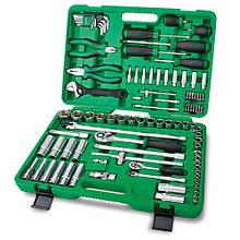 Набор инструмента комбинированный в кейсе 97ед. TOPTUL GCAI9701
