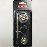 Сопло сменное для краскопульта H-4004 LVMP, диаметр 1,4 мм ITALCO NS-H-4004-1.4LM, фото 2