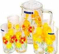 Графін з стаканами Luminarc Marguerite 7предметів