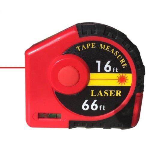 Лазерна рулетка/далекомір 2-в-1 5м/20м PROTESTER J20