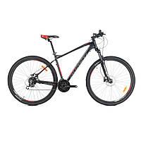 "Велосипед 27,5 Avanti CANYON PRO гидравлика., 19"""