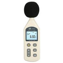 Вимірювач рівня шуму (шумомір) 30-130 дБ BENETECH GM1357