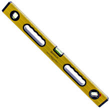 Уровень алюминиевый 150см СТАНДАРТ LWH0150