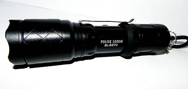 Фонарик тактический BL-8370 1000W
